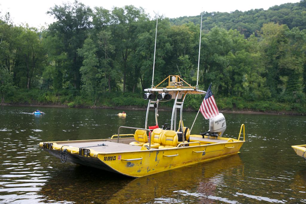 Delaware River Jet Boat Tours